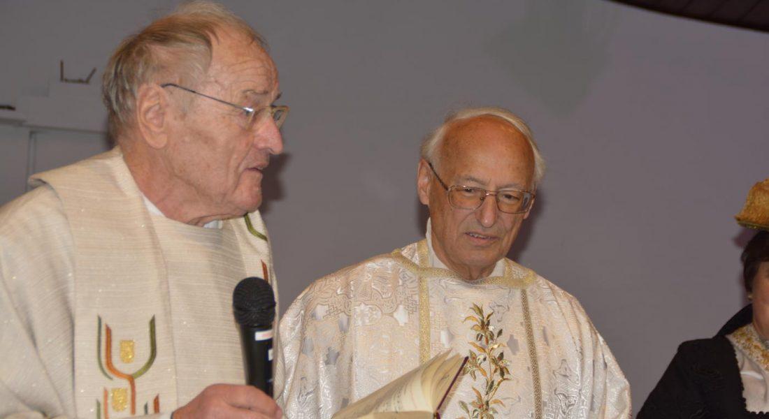 Mein Pfarrer Ernst Grießner