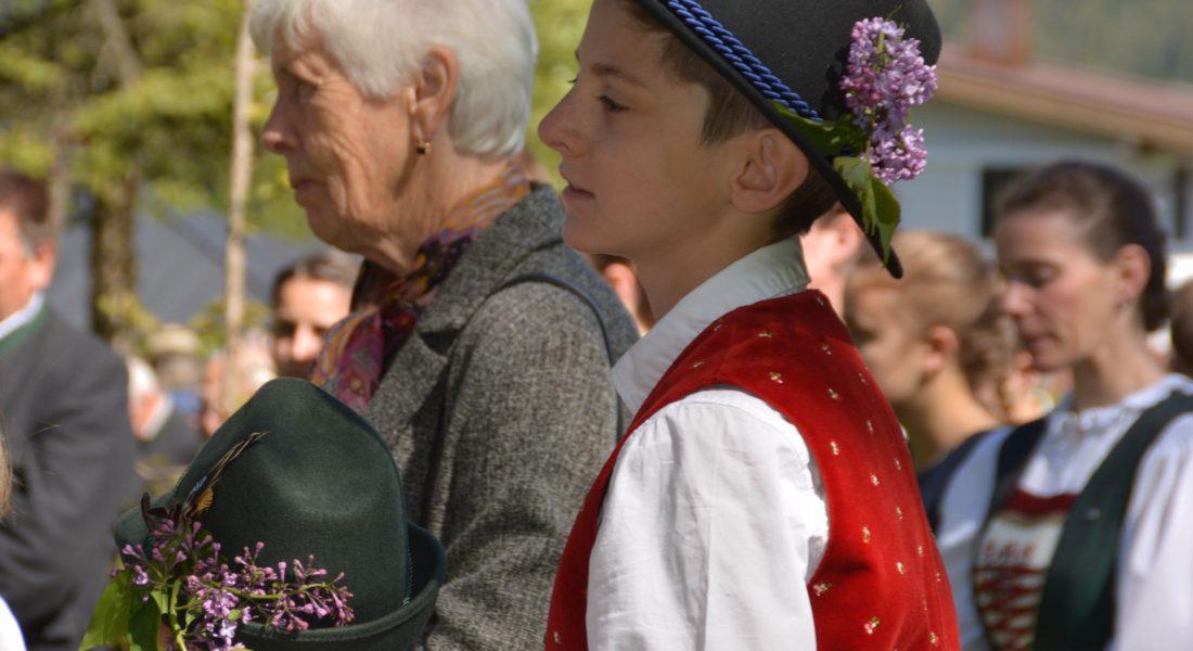 70 Jahre Jungbauernschaft und Landjugend Ellmau