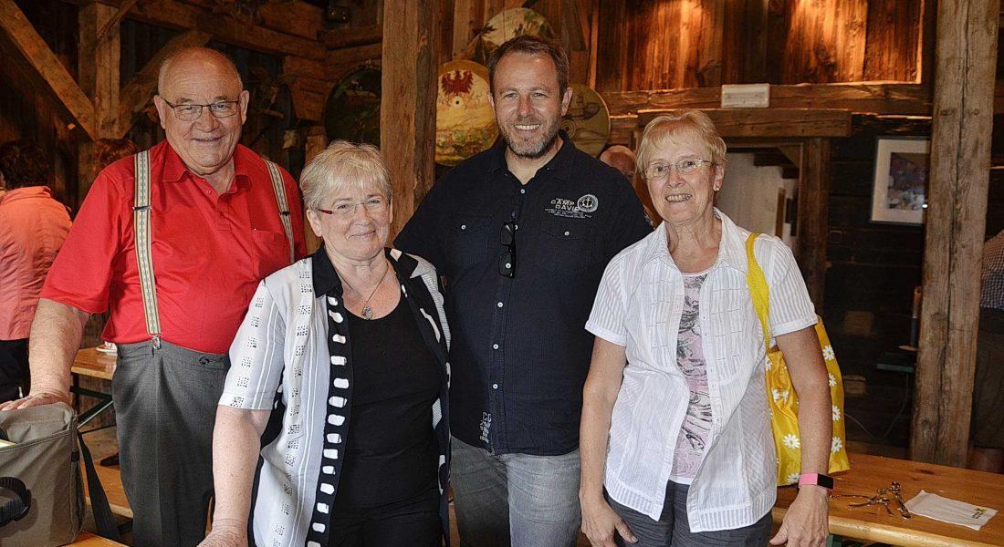 Bezirkschronisten-Jahrestag in Ellmau