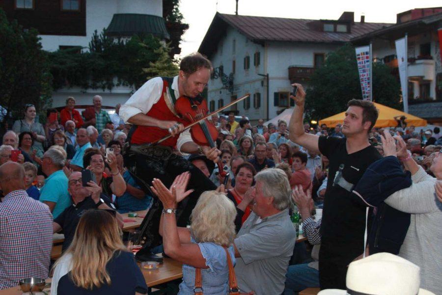 """Erste Lange Sommernacht Ellmau 2018 strahlt für """"Licht ins Dunkel"""""""