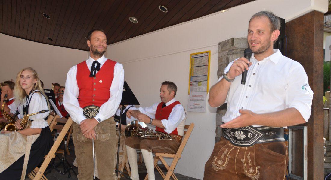 """Die Geschichte vom """"Ellmauer Lied"""" und Dorffest 2019"""