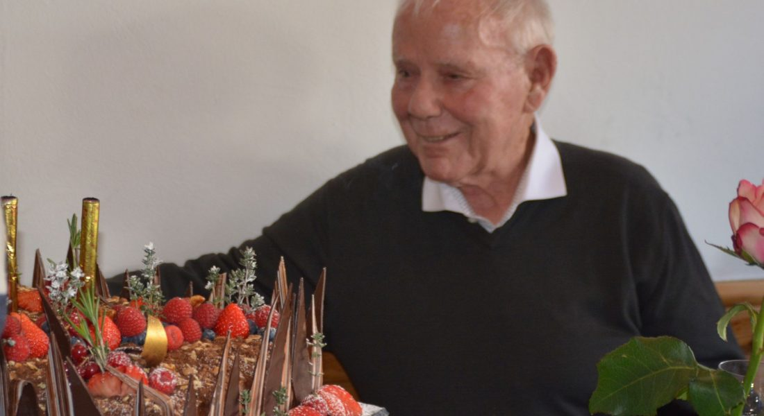 """90. Geburtstag Georg """"Schorsch"""" Winkler"""
