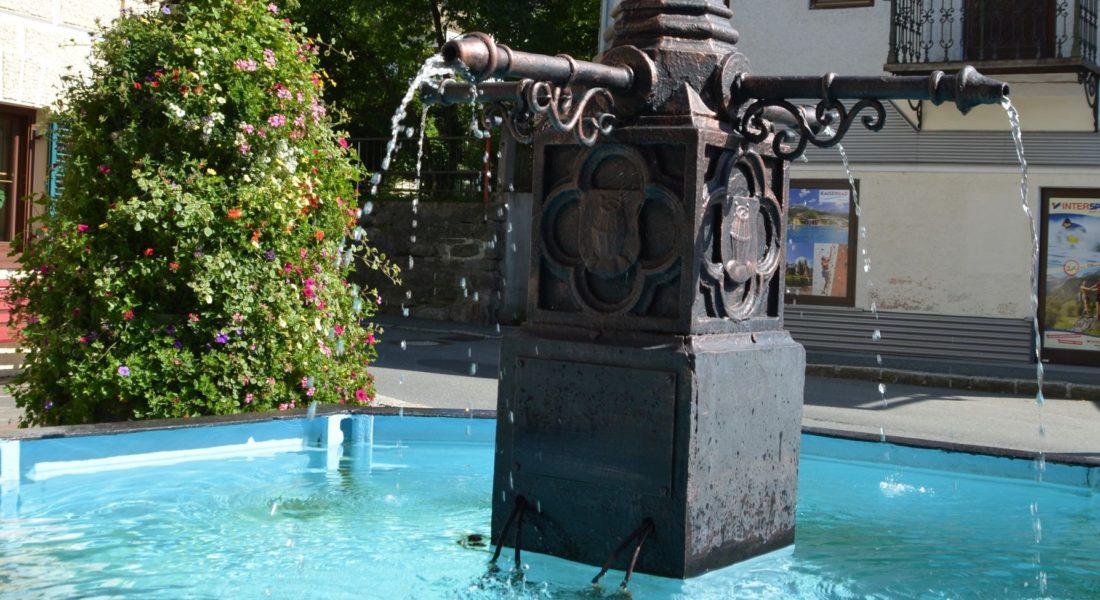 Ellmauer Quellwasser in bester Trinkqualität