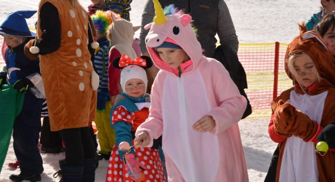 Kinderfasching 2019 auf der Stanglleit