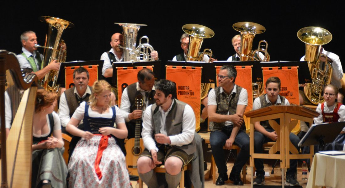 Volksmusikabend des Männergesangsverein Ellmau