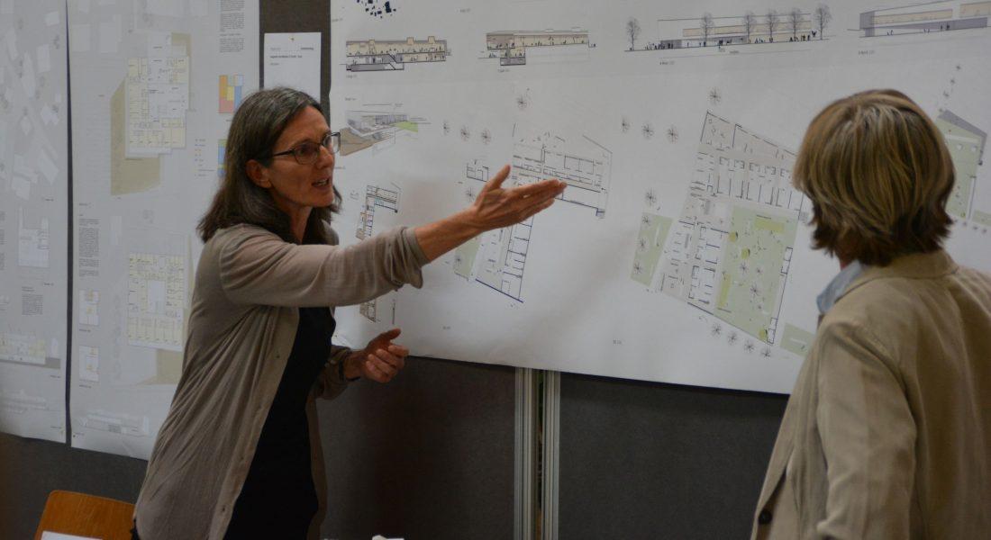 Siegerprojekt des Architekturwettbewerbs für Mehrzweckzentrum Ellmau vorgestellt