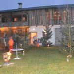 Advent im Riedhaus