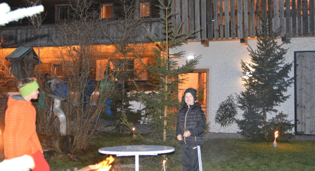 Advent im Riedhaus