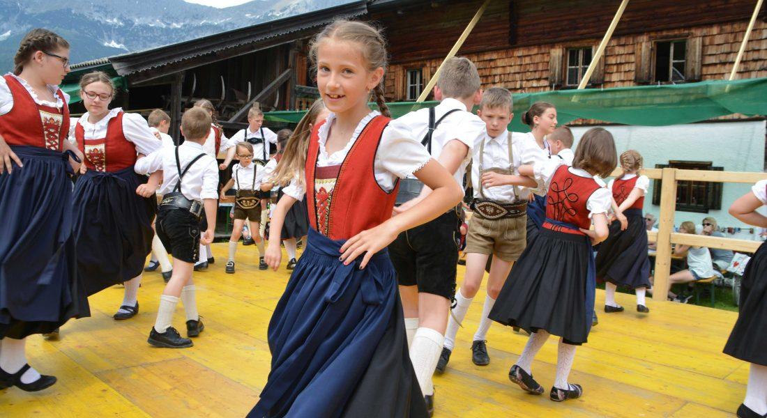 Sommereinläuten im Heimatmuseum Ellmau