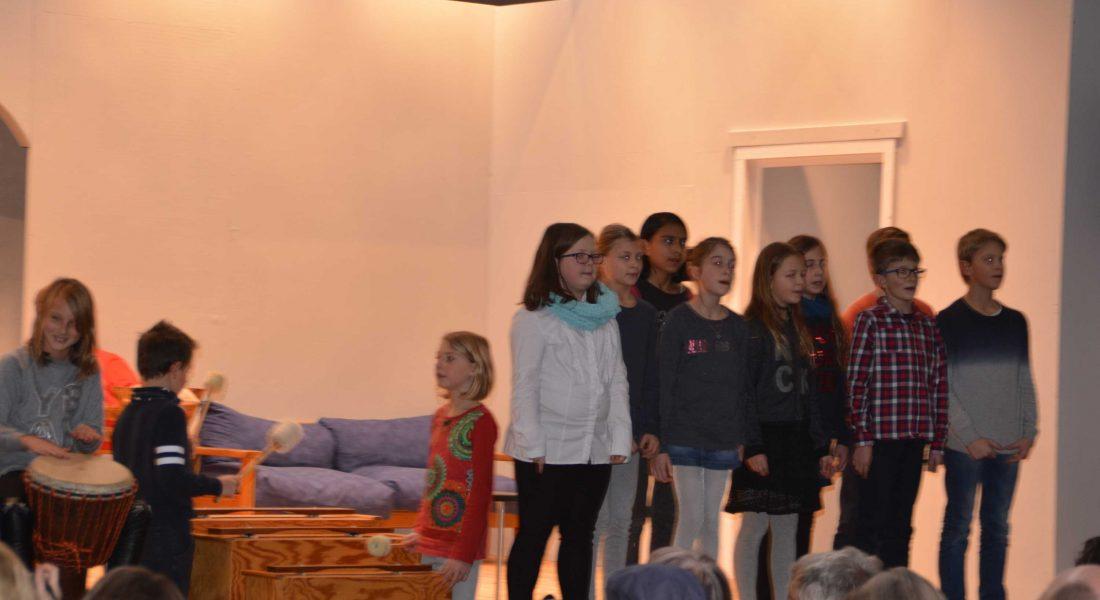 Volksschule Ellmau Weihnachtsfeier 2017